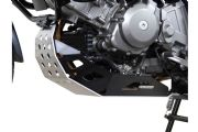 Engine guard Black. Suzuki DL650 V-Strom (04-10). Generation-2. MSS.05.296.10001/B
